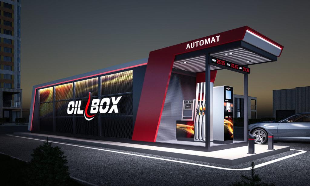 Купить франшизу контейнерной АЗС Oilbox